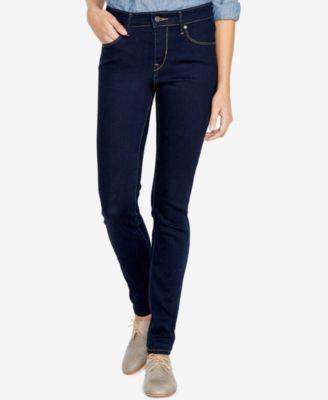 Womens blue skinny jeans uk
