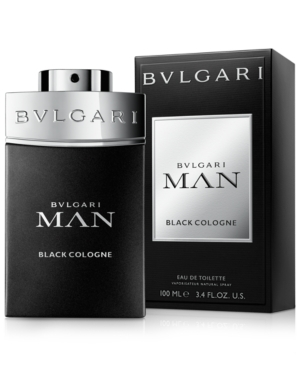 Bvlgari Man in Black Eau De Toilette Cologne, 3.4 oz
