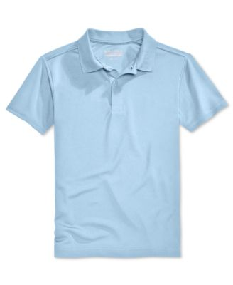 Image of Nautica School Uniform Performance Polo, Big Boys (8-20)