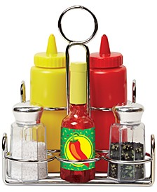 Melissa & Doug Kids' Condiments Set