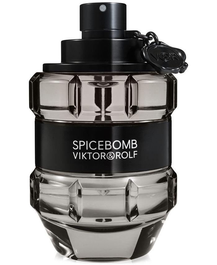Viktor & Rolf - Spicebomb Eau de Toilette Fragrance Collection