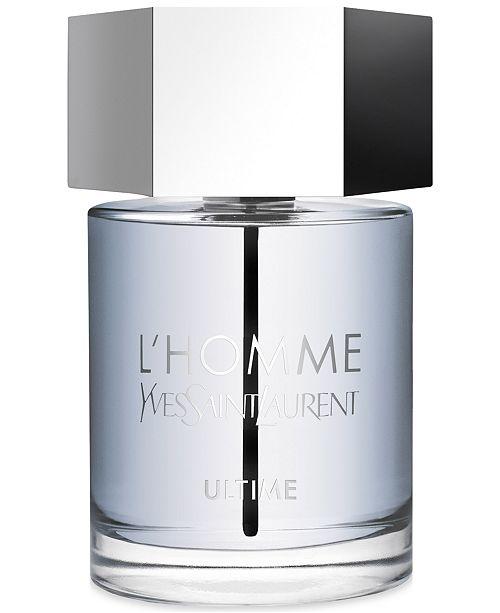 Yves Saint Laurent Mens Lhomme Le Parfum Ultime Eau De Parfum 33