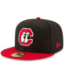 Chattanooga Lookouts AC 59FIFTY Fitted Cap