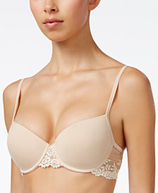 Wacoal Petite Embrace Lace Push Up Bra 75891
