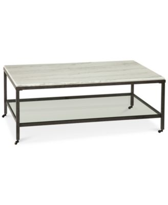 Stratus Rectangle Coffee Table Created for Macys Furniture Macys