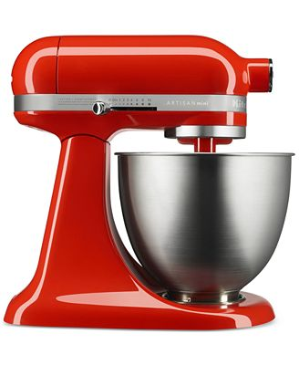 Kitchenaid 174 Ksm3311x 3 5 Quart Artisan 174 Mini Stand Mixer