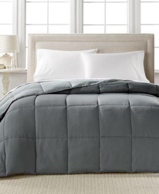 Home Design CLOSEOUT! Down Alternative Color Full/Queen Comforter,  Hypoallergenic, Created For Macyu0027s   Comforters: Down U0026 Alternative   Bed U0026  Bath   Macyu0027s