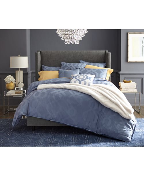 Furniture Jada Bed and Headboard Collection, Quick Ship