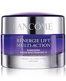 Lancôme Rénergie Lift Multi Action Moisturizer Cream SPF 15All Skin Types, 1.7 fl oz