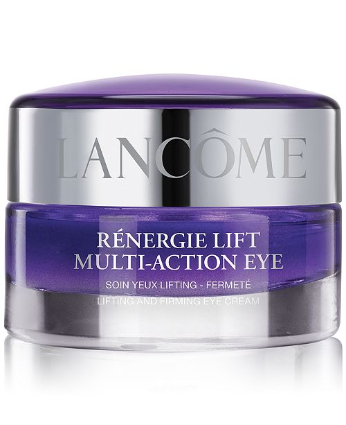 Lancome Rénergie Lift Multi-Action Eye Cream, 0.5 oz.