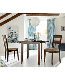 Branton Drop Leaf Round Kitchen Furniture Collection, Created for Macy's