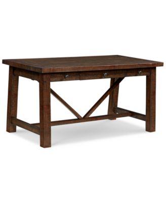ember home office desk - furniture - macy's