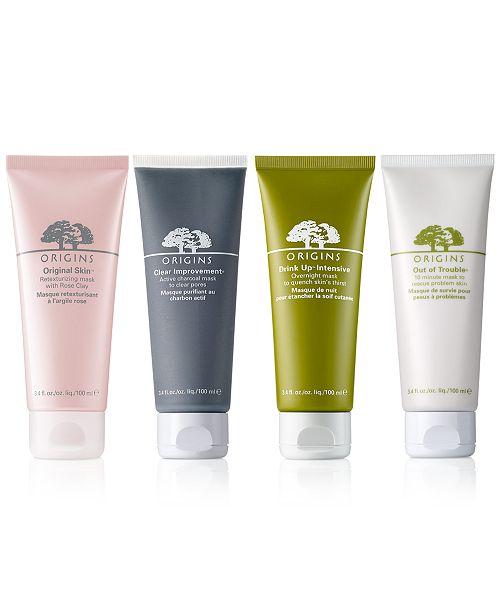 origins best selling masks skin care beauty macy s