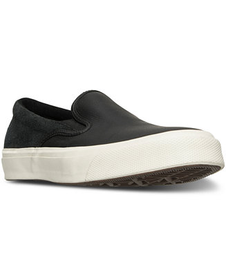 929fb1eefdd5 Converse Men s Deck Star  67 Slip-On Casual Sneakers from Finish Line    Reviews - Finish Line Athletic Shoes - Men - Macy s