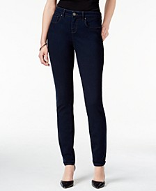 Curvy-Fit Skinny Jeans, Regular, Short and Long Lengths, Created for Macy's