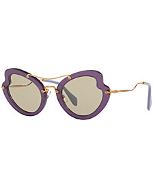 Miu Miu Sunglasses, MU 11RS