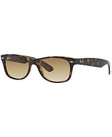 Ray-Ban NEW WAYFARER Sunglasses, RB2132 58