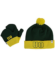 '47 Brand Toddler Oregon Ducks BAM BAM Knit Set