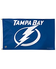 Tampa Bay Lightning Deluxe Flag