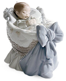 Lladro Collectible Figurine, A new Treasure Boy