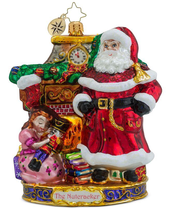 Christopher Radko My Beautiful Nutcracker Collectible Ornament