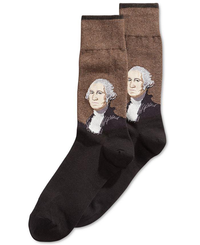 Hot Sox - Men's George Washington Dress Socks