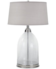 Regina Andrew Design Glass & Polished Nickel Table Lamp