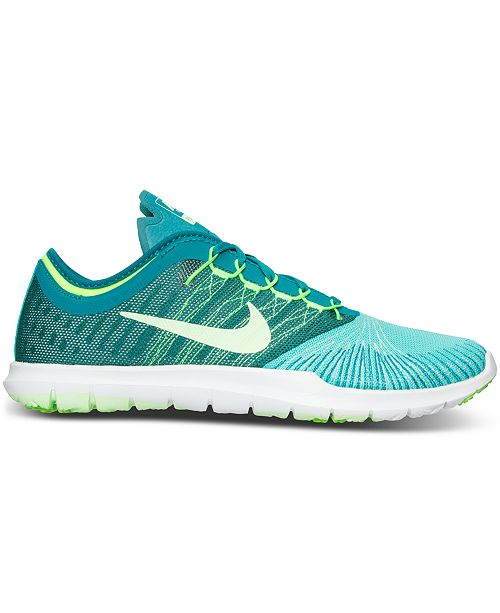 c9474faa7be2 ... Nike Women s Flex Adapt TR Running Sneakers from Finish Line ...