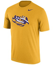 Nike Men's LSU Tigers Legend Logo T-Shirt