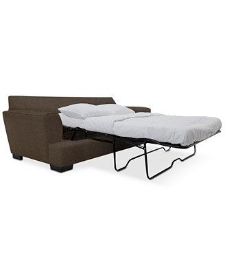 Ainsley Queen Sleeper Sofa Custom Colors Furniture Macy s