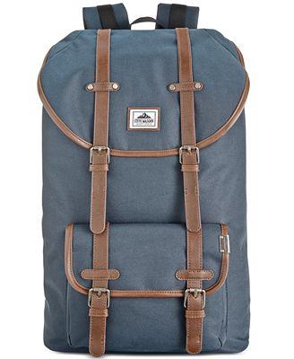 Steve Madden Men's Utility Backpack
