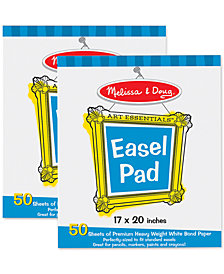 Melissa & Doug Kids' 2-Pk. Easel Pad Bundle