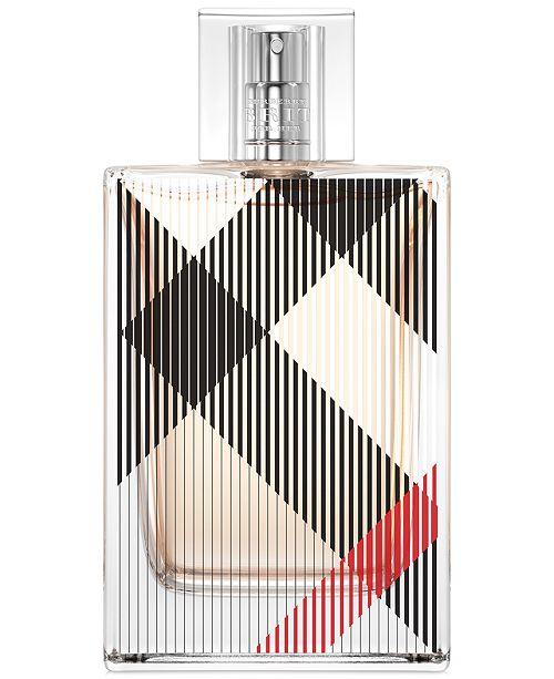 Burberry Brit Eau de Parfum Spray, 1.6  oz