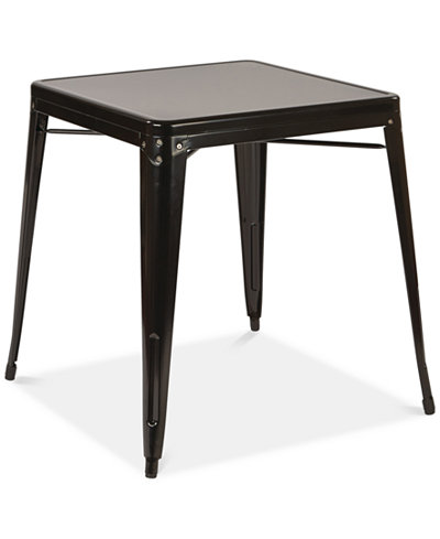 Ashby Metal Table, Quick Ship