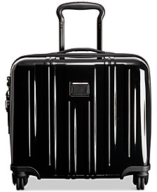 Tumi V3 Compact  Spinner Briefcase