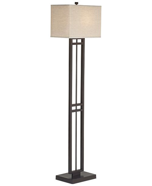 Kathy Ireland Pacific Coast Central Loft Floor Lamp Amp Reviews All Lighting Home Decor Macy S