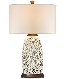 Pacific Coast Seaspray Table Lamp Wood