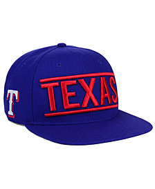 '47 Brand Texas Rangers TC On Track Snapback Cap