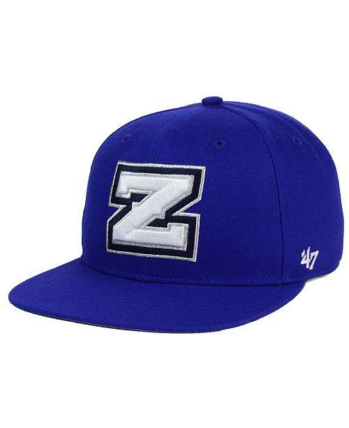 '47 Brand New Orleans Zephyrs Shot Snapback Cap