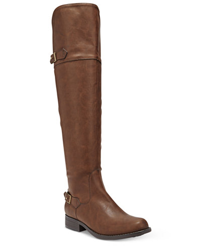 American Rag Ada Over-The-Knee Wide Calf Boots, Created for Macy\'s ...