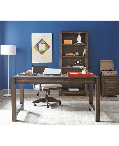 Furniture Avondale Home Office Furniture, 2-Pc. Set (Desk & Desk Chair)