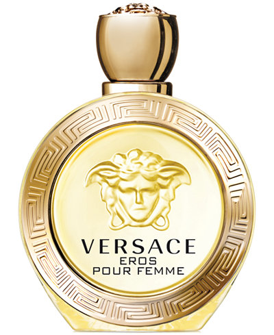 Versace Eros Pour Femme Eau de Toilette fragrance collection