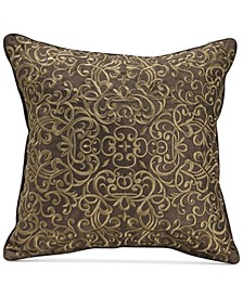 "Croscill Bradney 16"" Square Decorative Pillow"