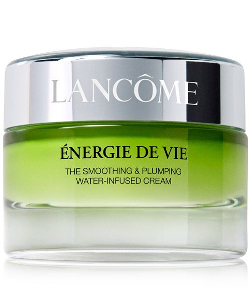 Lancome Énergie de Vie Water-Infused Moisturizing Cream, 1.7 oz