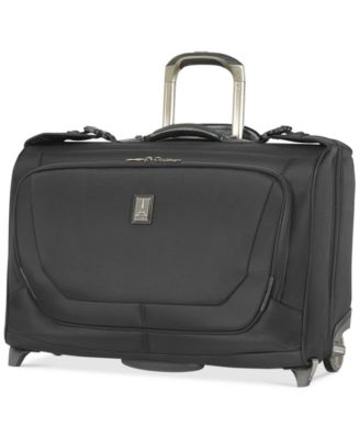 """Crew 11 22"""" Rolling Carry-On Garment Bag"""