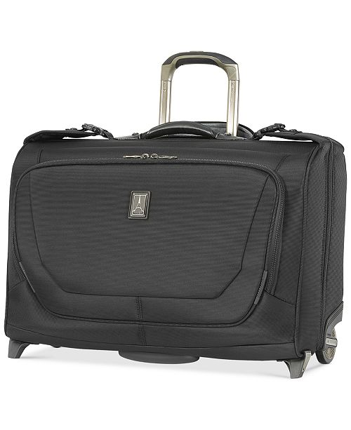 """Travelpro CLOSEOUT! Crew™ 11 22"""" 2-Wheel Carry-On Garment Bag"""
