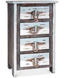 Landree 4 Drawer Chest, Direct Ship