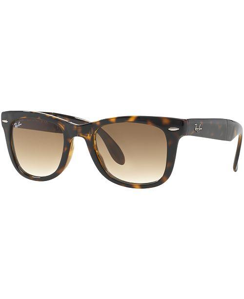 1c65b04c2f ... uk ray ban. sunglasses rb4105 54 folding wayfarer. 2 reviews. main  image main