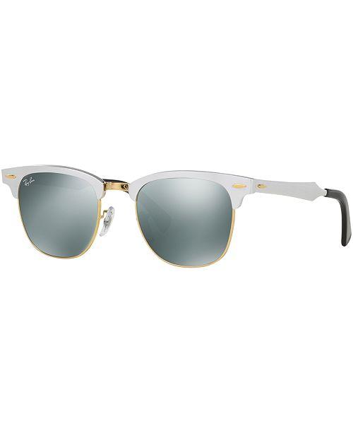 Sunglasses, RB3507 CLUBMASTER ALUMINUM