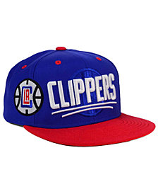 adidas Los Angeles Clippers 2016 Draft Snapback Cap